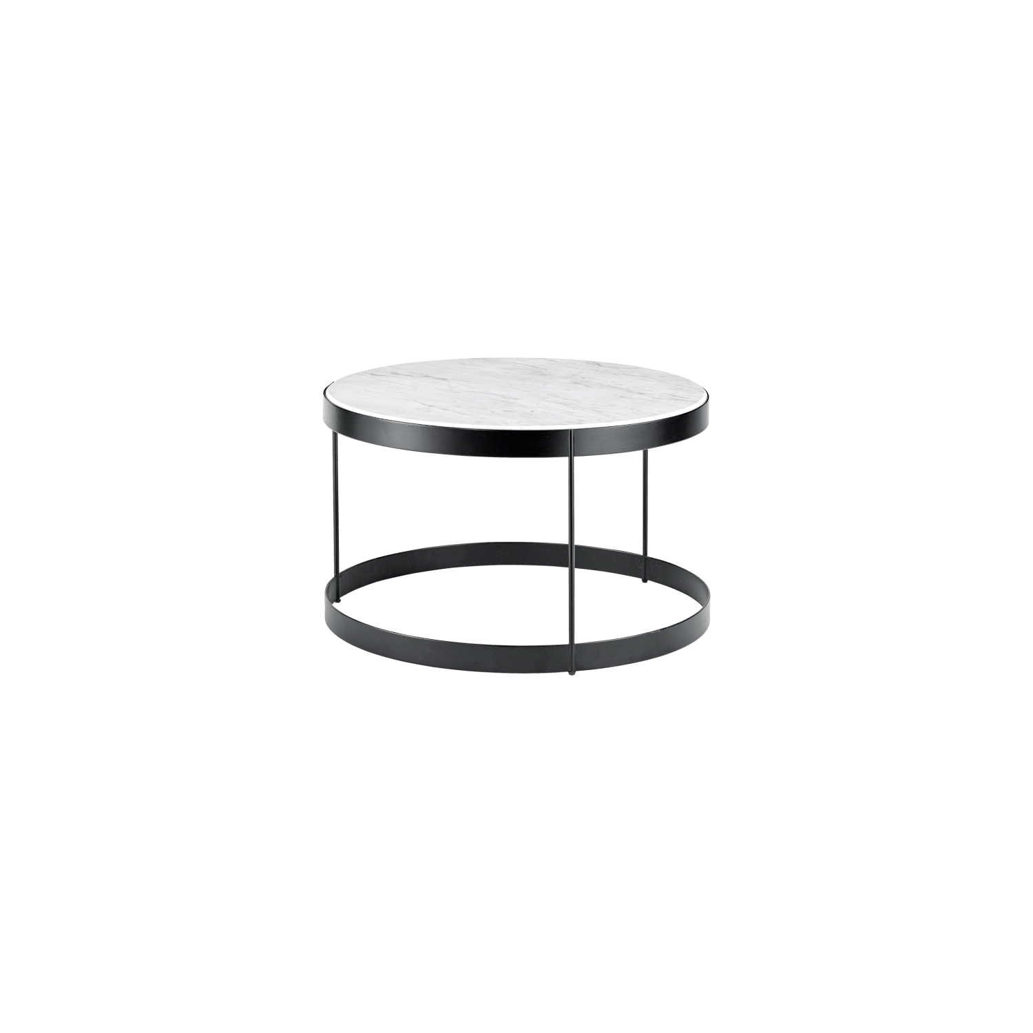 Drum Alternativ Steelcase X Bolia Side Table Glass Or