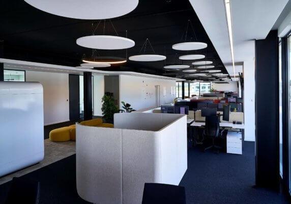 Aménagement de bureau : priorité à l'ergonomie et au design